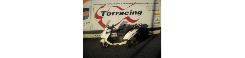 Kymco Grand Dink 125 año 2006